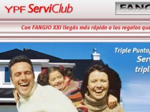 YPF ServiClub | Fangio XXI