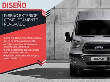 Presentación Nueva Ford Transit | 2014
