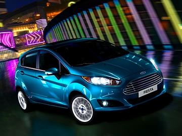 Presentación Nuevo Ford Fiesta | 2013