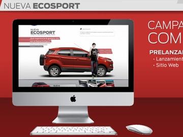 Presentación Nueva Ford EcoSport | 2013