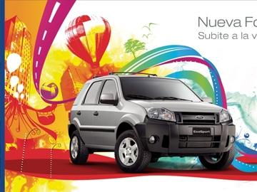 Presentación Nueva Ford EcoSport | 2007