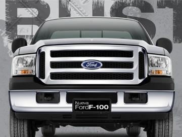 Presentación Nueva Ford F-100 | 2006