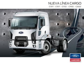 Presentación Nueva Línea Ford Cargo | 2011