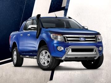 Presentación Nueva Ford Ranger | 2012