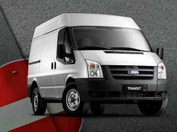 Presentación Nueva Ford Transit | 2010