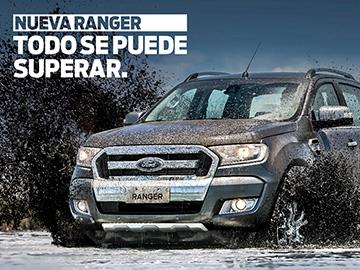 Presentación Nueva Ford Ranger | 2016