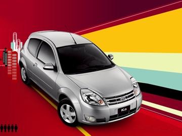 Presentación Nuevo Ford Ka | 2008