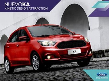 Presentación Nuevo Ford Ka | 2016