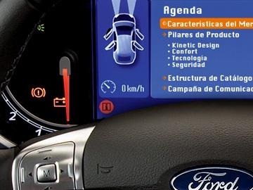 Presentación Nuevo Ford Mondeo | 2008