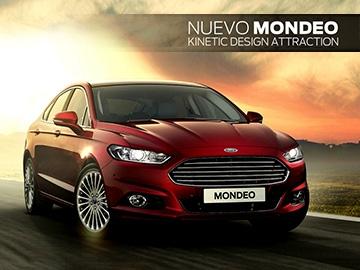 Presentación Nuevo Ford Mondeo | 2015