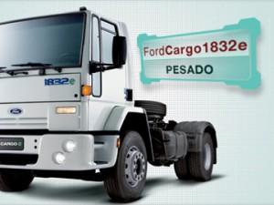 Nuevo Ford eCargo | 2007