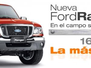 Nueva Ford Ranger 3.0L | Intro