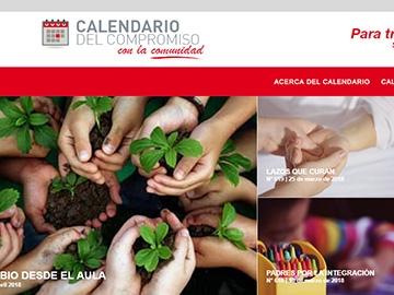 Fundación Noble | Calendario del Compromiso